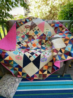 Flowers in Bloom Quilt