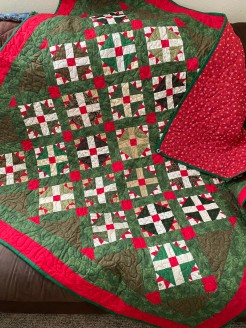 Very Merry Christmas Quilt